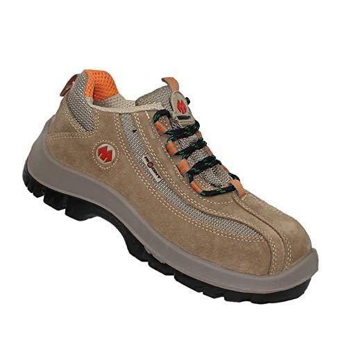 Zapatos aimont Altair S1P SRC Seguridad en el Trabajo Profesional de los Zapatos Zapatos B-Ware