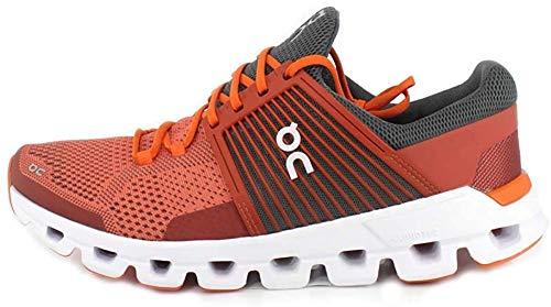 On Running Sneaker CloudSwift Rust Rock Uomo 47 Arancione