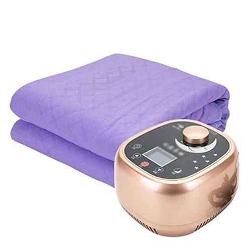 Huyp Verwarmingsdeken met automatische uitschakeling, lichtgewicht matras, thermostaat, type weefsel, goede warmte-isolatie, watercircuit, verwarmingsdeken en warmteonderbedden