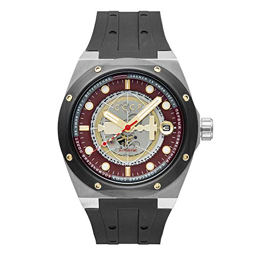CCCP Soyuz_Apollo - Reloj (CP-7060-03)