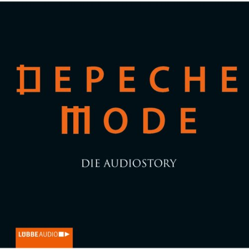 Depeche Mode audiobook cover art