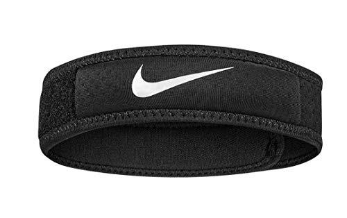 Nike Unisex– Erwachsene Patella Kniebandage, Schwarz, L/XL