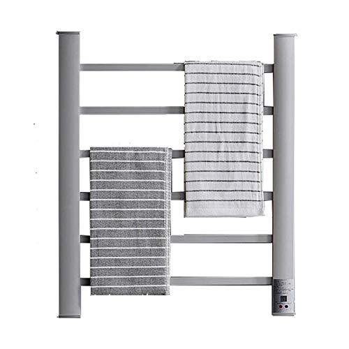 JJSFJH Home Fashion Freestanding Toalla eléctrica Rack Hogar Toalla Termostática Calentador Calefacción Decking Rack (Size : B)