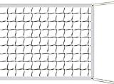 SiaMed - Rete per pallavolo, migliorata concetto 2020, innovativa rete regolabile in altezza con borsa per il trasporto, rete da badminton, rete da tennis, rete per pallanuoto
