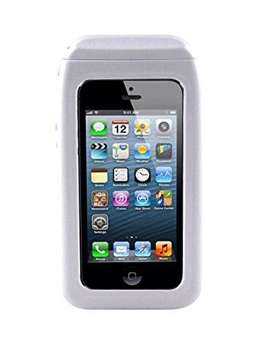 Aquapac Tasche Xcite5 Wave 5 Hardcase, Weiß-Transparent, 15.8 x 7.8 x 2.1 cm, 0.1 Liter