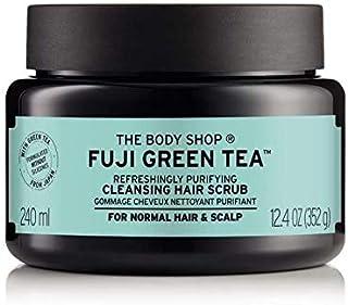 The body shop FUJI GREEN TEA cleansing hair srub 240ml