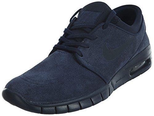 Nike SB Stefan Janoski MAX L Calzado Silver/Platinum