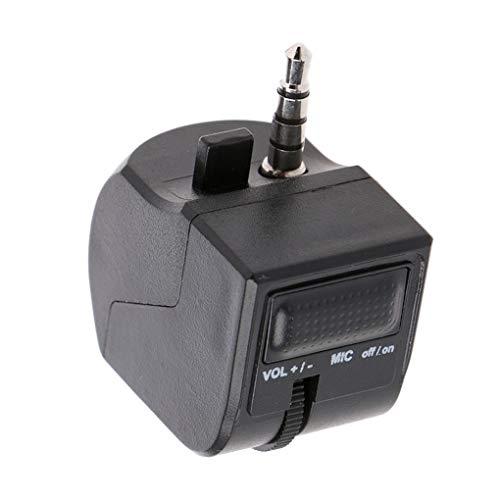 ZYElroy Adaptador de Audio Jack de 3.5mm Auriculares con la...
