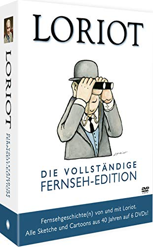 Die vollständige Fernseh-Edition: Alle Sketche und Cartoons aus 40 Jahren (6 DVDs)