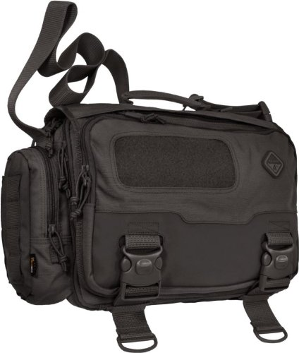 Hazard 4 Porte-Documents Sherman, Aktentasche Sherman, Noir, 36 x 27 x 10 cm, 9.7 Liter
