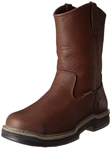 Wolverine Men's W04826 Buccaneer Boot, Dark Brown