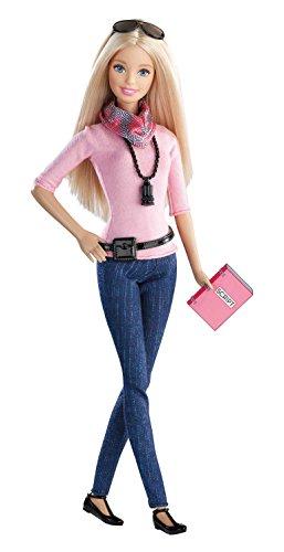Barbie - Ccp42 - Poupée Mannequin - Réalisatrice