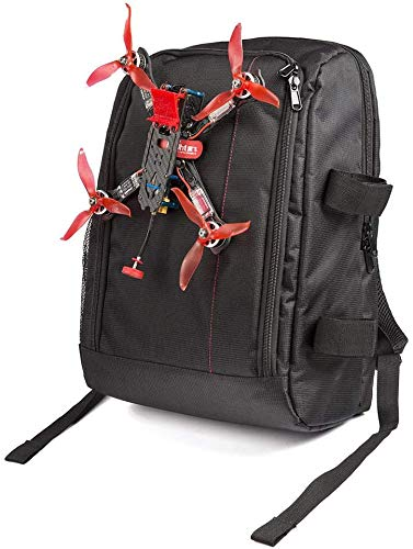 Toys i-Flight Backpack Case with Radio Transmitter FPV Goggle Motor and Support Hang RC Drone FPV Racing GZZXW