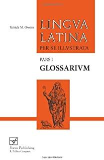 Lingua Latina - Glossarium: Pars I