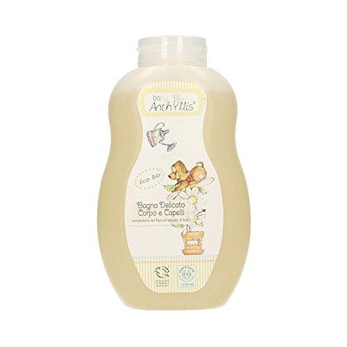Baby Anthyllis Gel de Baño y Champú Delicado Baby Eco - 400 ml