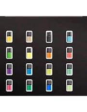 YOOZ zero series compatible pods multi flavors no nicotine no tar 4pcs 柚子 系列替换补充烟弹 (葡萄酒 grape ブドウ)