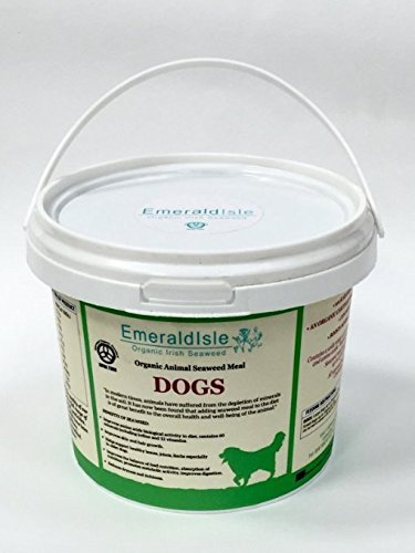 Dog Food Supplement Kelp Seaweed Certified Organic (Weight 3 KG)