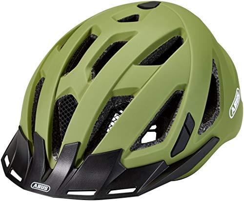 Abus Unisex– Erwachsene URBAN-I 3.0 Fahrradhelm, Jade Green, L