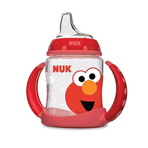 NUK Sesame Street Learner Cup, 5 Ounce Elmo