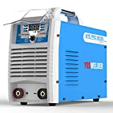 YESWELDER ARC Welder 165Amp Digital Inverter IGBT Stick MMA Welder,110/220V Dual Voltage Lift TIG Hot Start ARC Force Portable Welding Machine