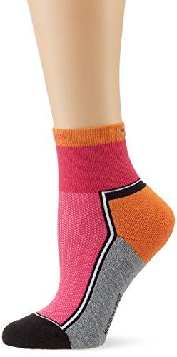 Hudson MOVE Damen Socken, Sportsocken, 100 Den, Rosa (Bollywood 0424) 35-38