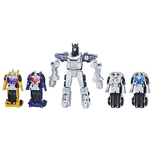 Transformers C0625ES0 - Personaggi Rid Team Combiner, Menasor