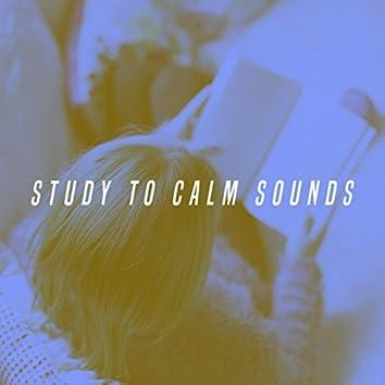 Study To Calm Sounds