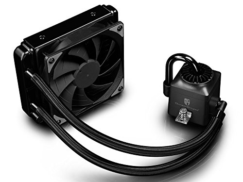 Build My PC, PC Builder, DEEPCOOL CAPTAIN 120 EX RGB