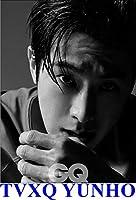 東方神起ユンホ/GQ(ジーキュー) KOREA 4月号2020【6点構成】/韓国雑誌/韓国歌手/k-pop/KPOP/TVXQ YUNHO/表紙2種中1種ランダム発送