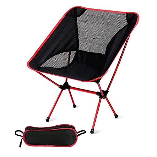 Sillas Compacto y Ligero Que acampa Plegable Mochila, Aire Libre, Camping, Senderismo, Picnic, Equipo al Aire Libre