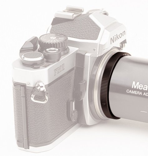 Bresser T2 Ring (geeignet für Nikon zum Anschluss an einer Spiegelreflexkamera)