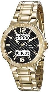 Relógio Speedo Feminino Ref: 15009lpevde1 Anadigi Dourado