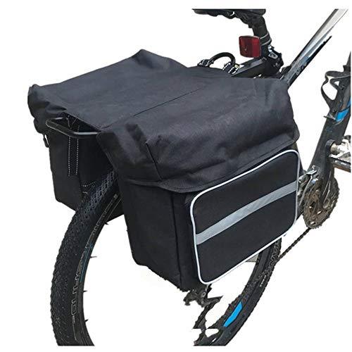 Multifunctionele waterdichte fietstas kofferbak bagagedrager bagage koffer met grote capaciteit waterdichte fietsbagage geschikt voor fietsreizen multifunctionele outdoor fiets
