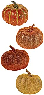 Best mini glitter pumpkins Reviews