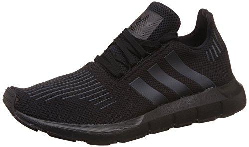 adidas adidas Unisex-Erwachsene Swift Run Laufschuhe, Schwarz (Core Black/Utility Black/core Black), 42 EU