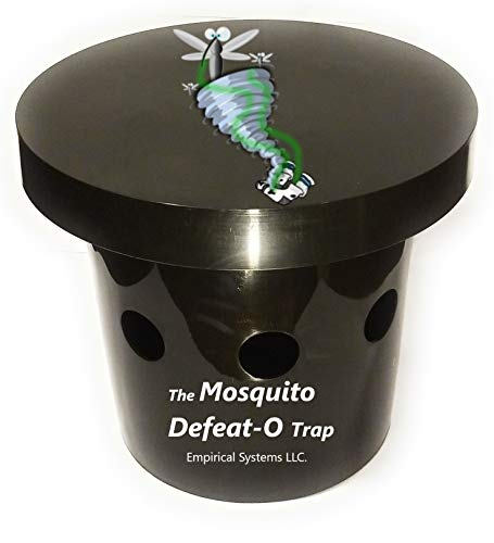 Empirical Systems Mosquito Defeato Trap for Killing Mosquitoes Indoors and Outdoors