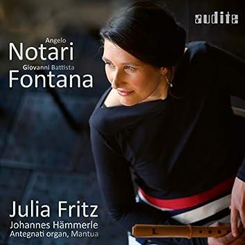 Fontana: Sonata Quinta