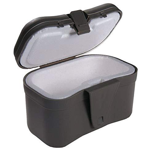 Lineaeffe Boîte de Pêche Thermique Boîte 14.5 x 10 x 9 cm Boîte à Appâts Esches Rangement Transport