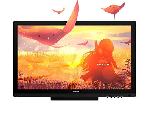 HUION Kamvas 20 2019 Grafiktablett mit Display,Upgrade-Version Kamvas GT-191 V2 Grafikzeichnungsmonitors,120{be2104d3eeba2d38ec4eb3253bab644b470e41958dd3875c2a21c95928916aae} sRGB, DP-Schnittstelle und ± 60 ° Neigefunktionsunterstützung (Kamvas GT-191 V3)