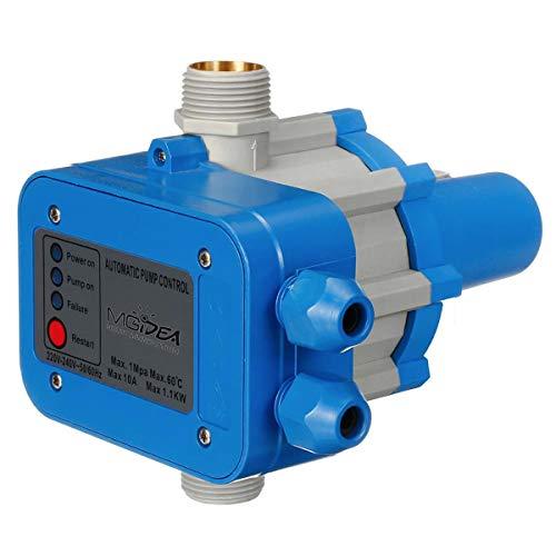 Press Control Regulador electrónico de 1,5 bar Electrobomba hidráulica agua SKD-1 Sistema de empalmes