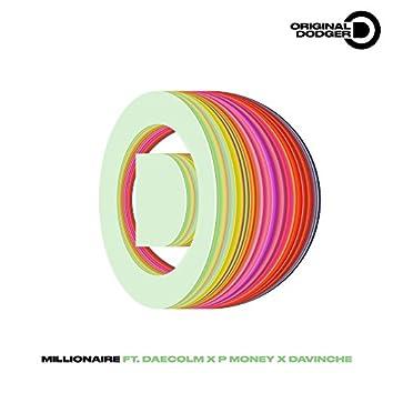 Millionaire (feat. Daecolm x P Money x Davinche)