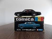 339 トミカ 黒箱ジャパン物 トヨタ センチュリー ドアー開閉 スーパースピード サスペンション