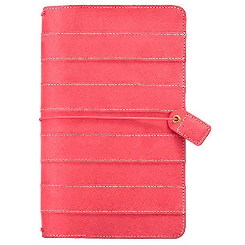 'Webster pagine rosa cucita Stripe Pocket Traveler Journal (tn001-pss)