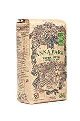 """A TRADITIONAL TEA: Yerba Mate has been used for centuries in South America as a natural stimulant to support mental clarity and focus. Described as offering """"the strength of coffee, benefits of tea, and the euphoria of chocolate"""". Anna Park Yerba Mat..."""