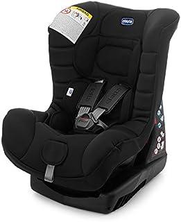 Chicco Eletta Comfort - Silla de coche, grupo 0+/1 (0-18 kg), 7,8 kg, color negro