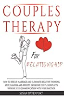 Couples Therapy for Relationship