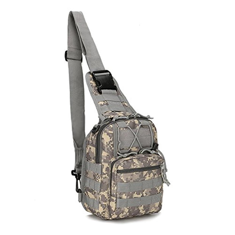 割るアンペア育成戦術ギアバッグモール釣りハイキング狩猟バッグスポーツバッグ胸ボディスリングシングルショルダー戦術バックパック