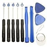 11 en 1 herramientas de reparación de teléfonos universales para 8 X apertura de palanca de reparación destornilladores herramientas set kitchina