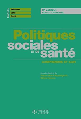 Politiques sociales et de santé