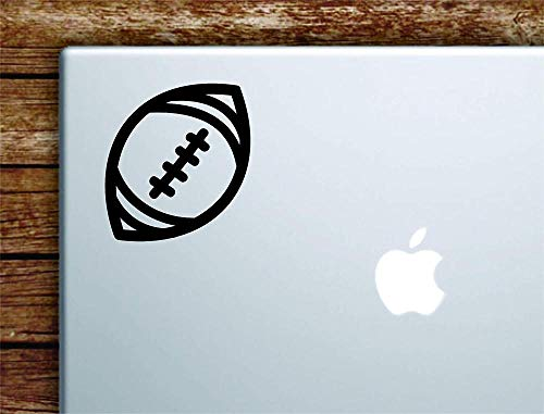 Fußball Notebook Macbook Auto Quote Wall Decal Aufkleber Art Vinyl niedlich inspirierende Teen Sport Ball USA